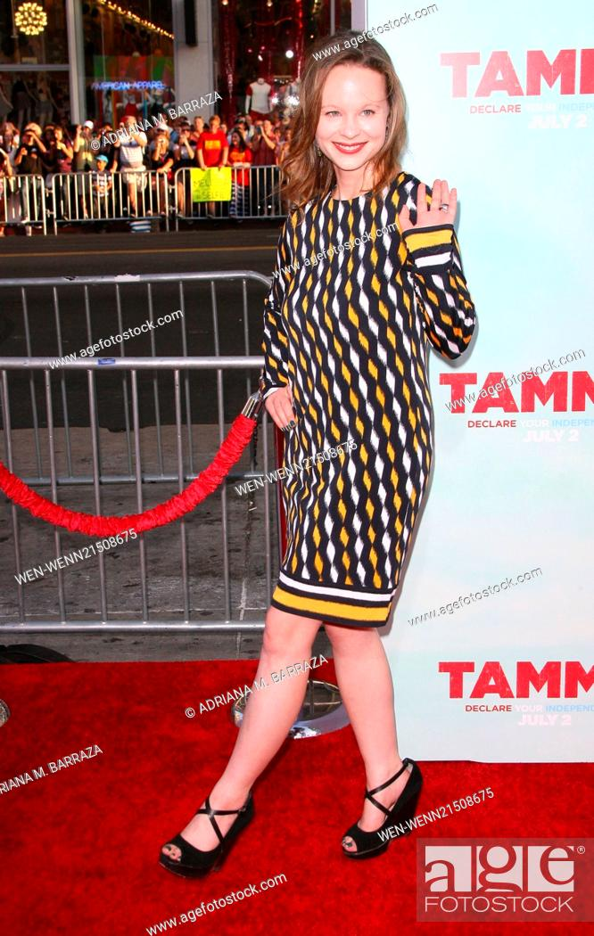 Los Angeles Premiere Of Tammy Held At The Tcl Chinese