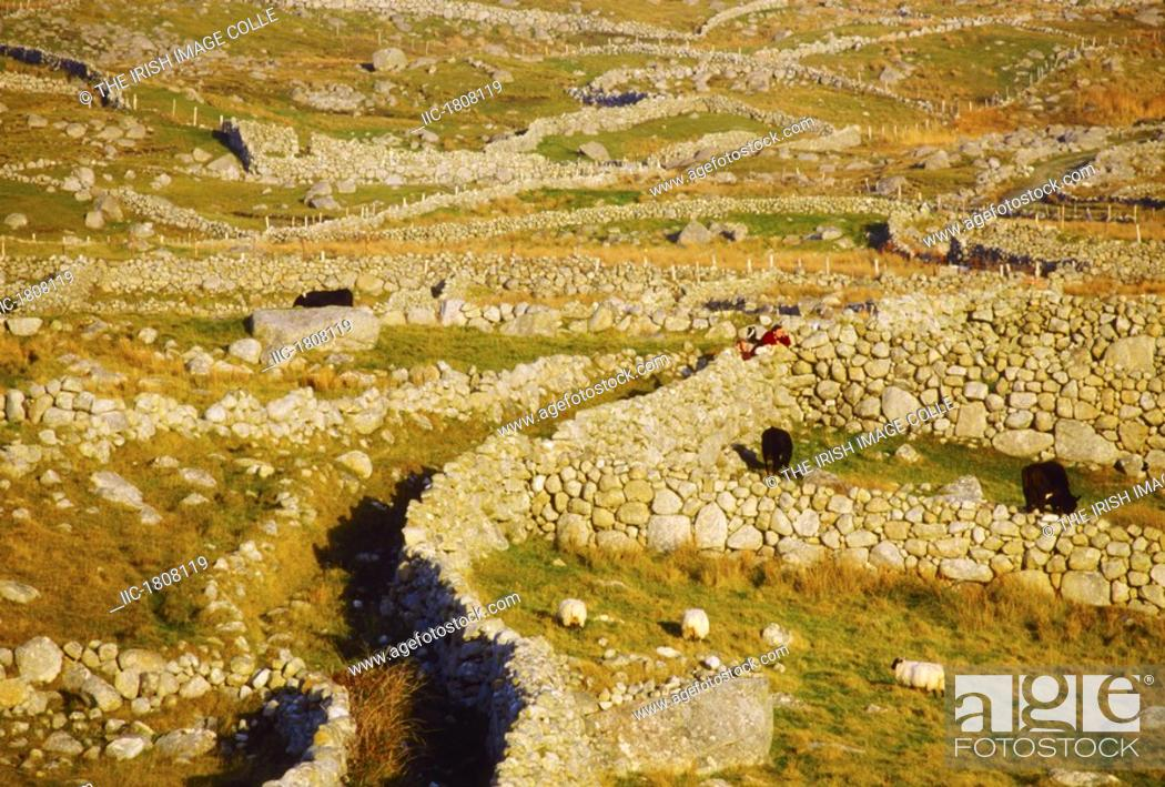 Stock Photo: Co Donegal, Bloody Foreland.