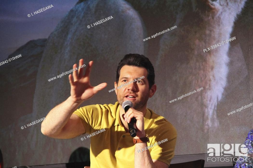 "Stock Photo: Billy Eichner 07/10/2019 """"The Lion King"""" Press Conference held at the Montage Beverly Hills Luxury Hotel in Beverly Hills, CA. Photo by I."