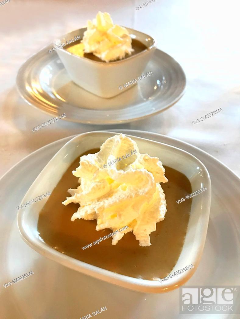 Photo de stock: Coffee cream.