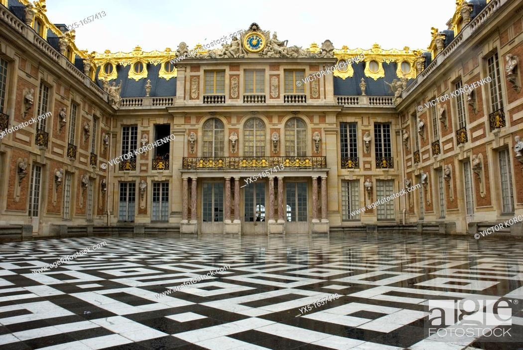 Imagen: Versailles Palace.