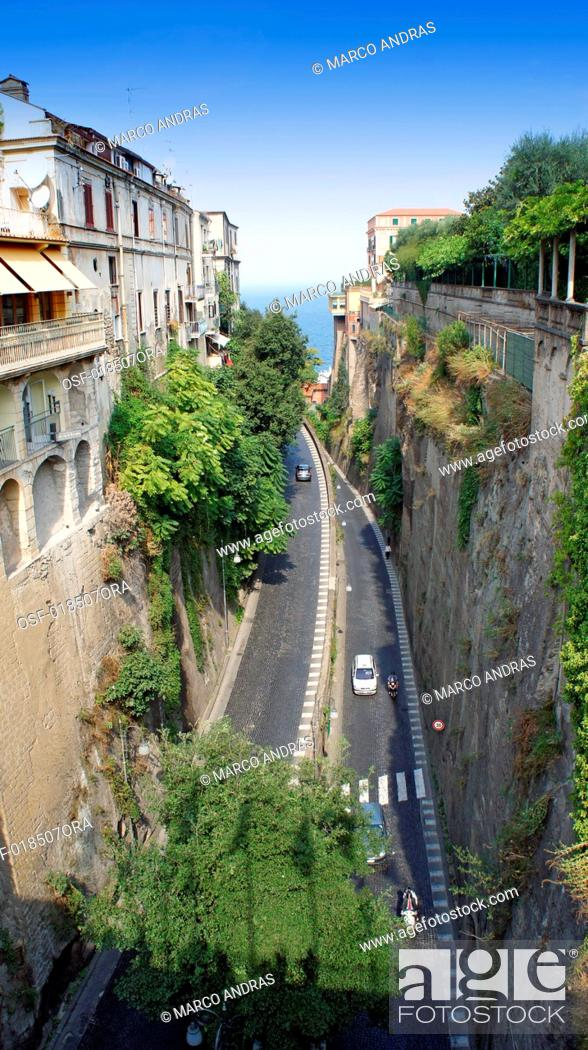 Stock Photo: Italy, Sorrento.