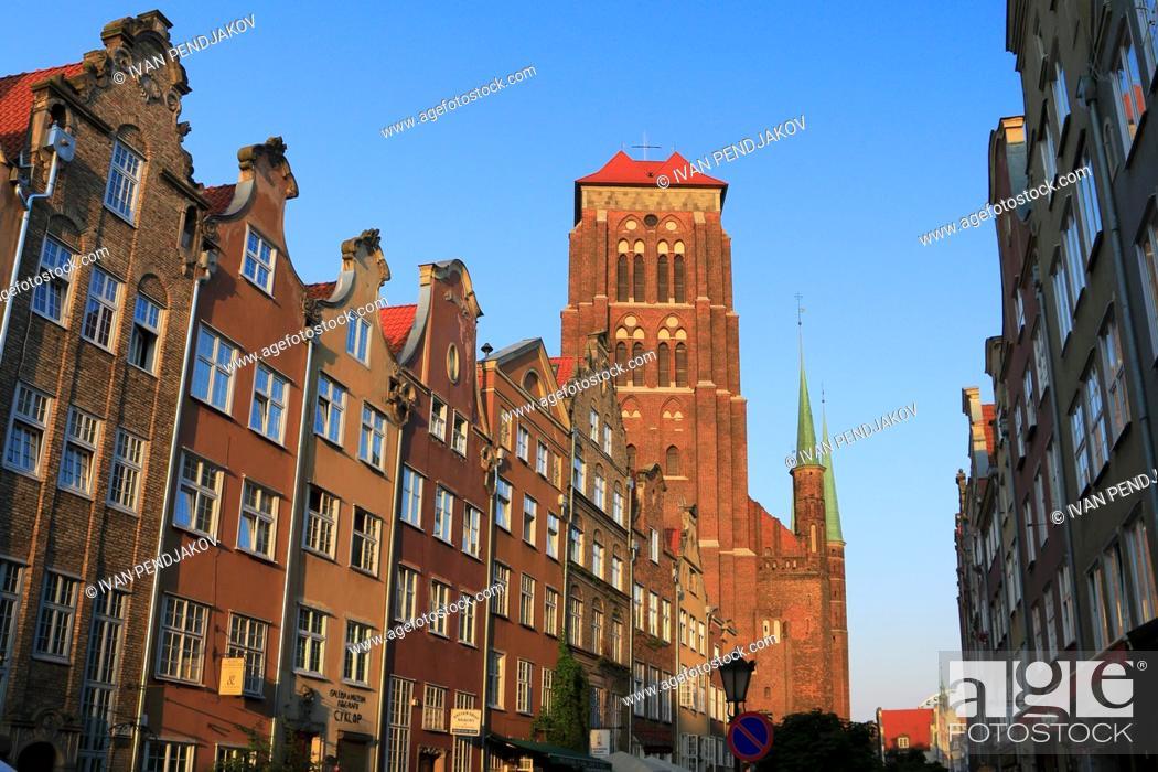 Stock Photo: Gdansk, Poland.