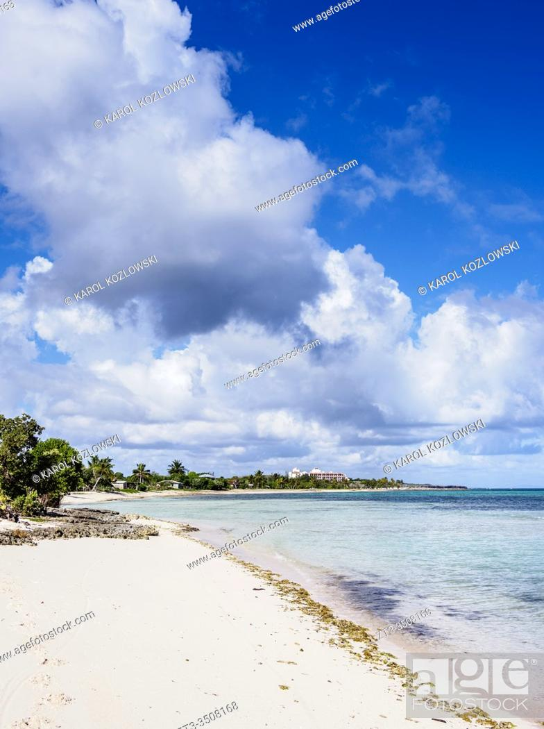 Stock Photo: Guardalavaca Beach, Holguin Province, Cuba.