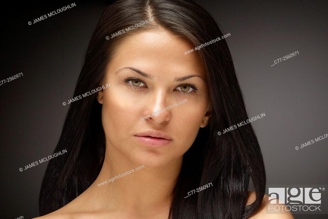 Imagen: Woman portrait.