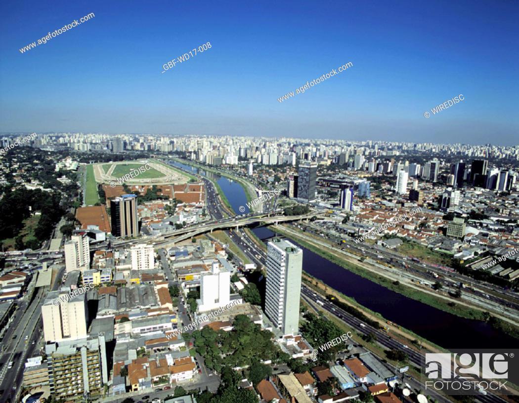Stock Photo: Travel, São Paulo, Brasil.