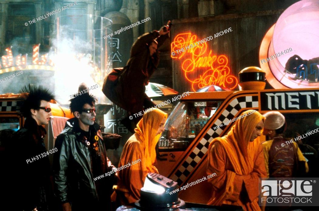 Stock Photo: Harrison Ford, 'Blade Runner' 1982.