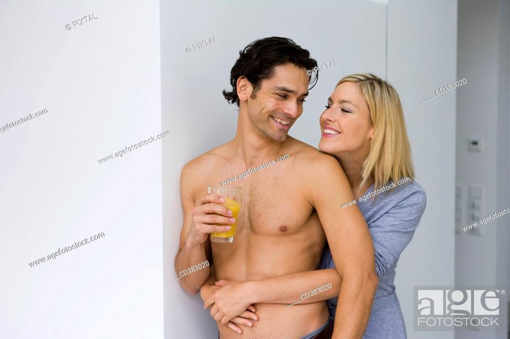Stock Photo: Couple.