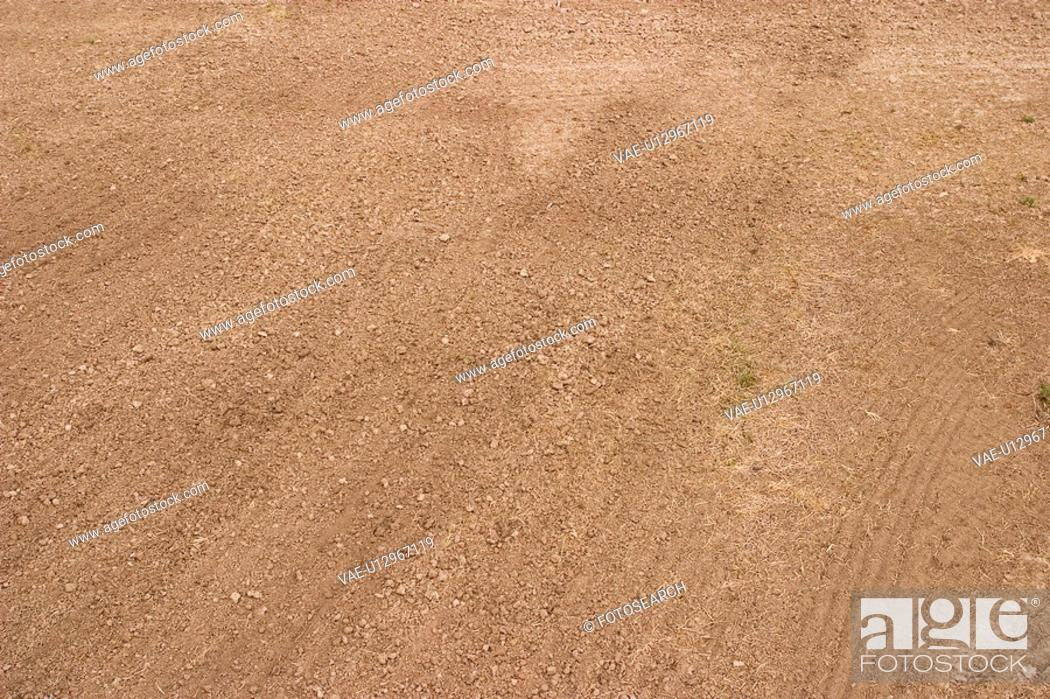 Stock Photo: Brown, Day, Dirt Earth, Floor, Ground.