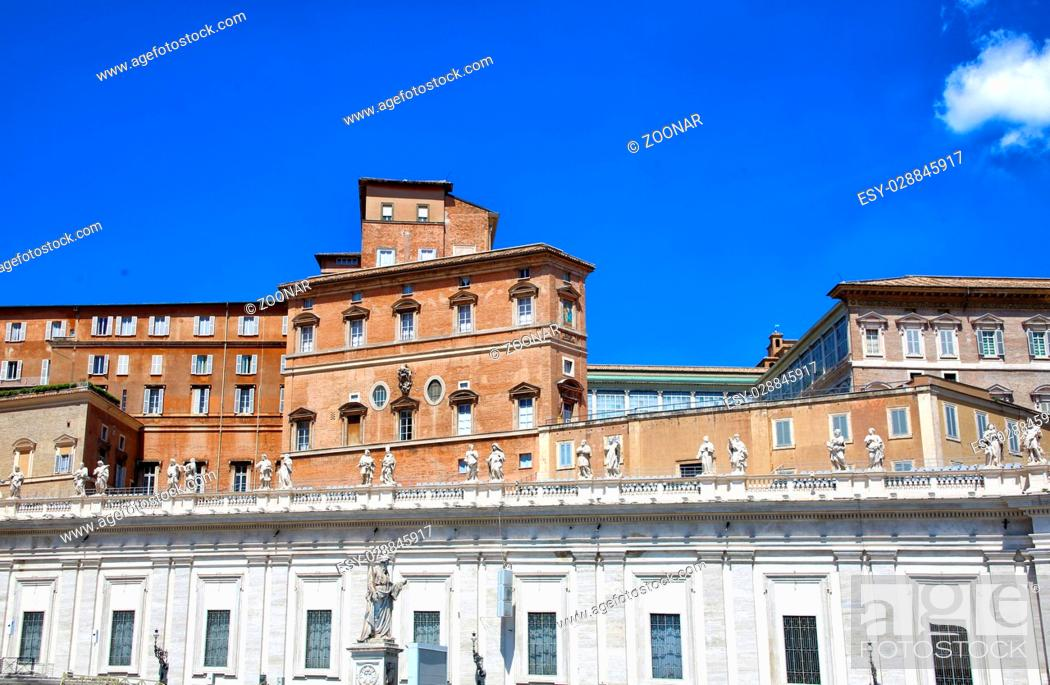 Stock Photo: Vatican.