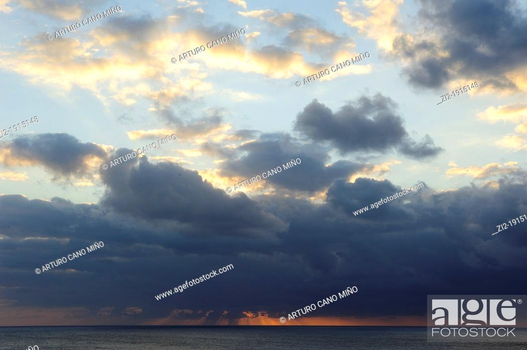 Stock Photo: Lanzarote, Canary Islands, Spain.