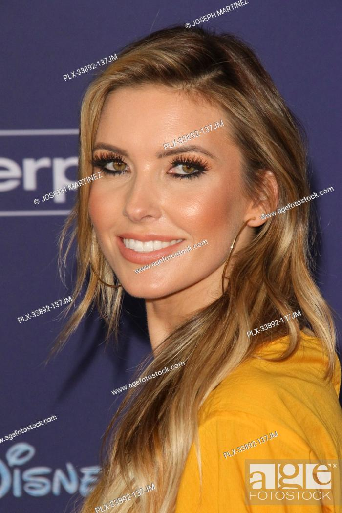 "Stock Photo: Audrina Patridge at Disney's """"Frozen II"""" World Premiere held at the Dolby Theatre in Hollywood, CA, November 7, 2019. Photo Credit: Joseph Martinez /."