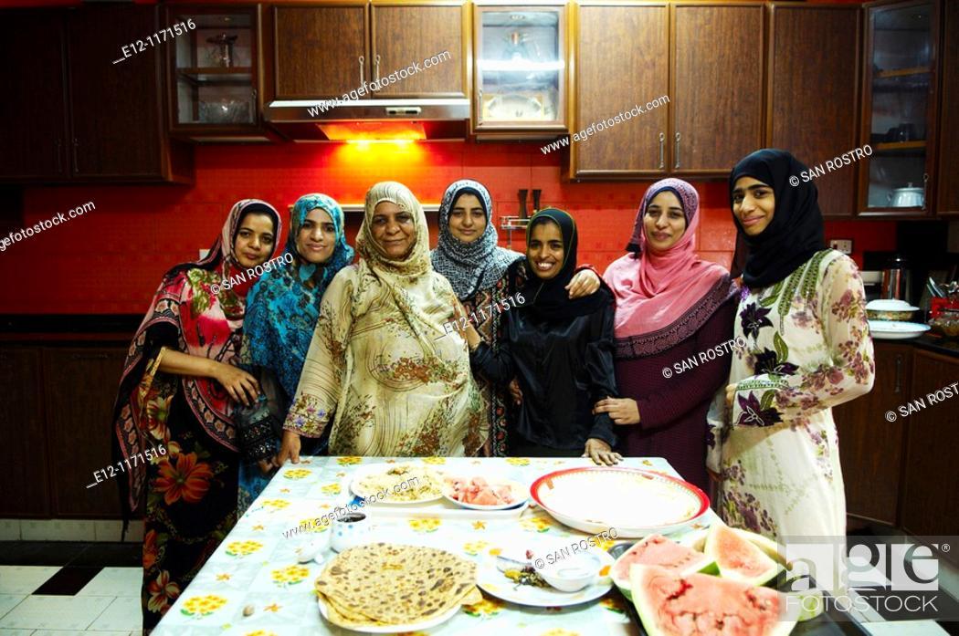muscat women