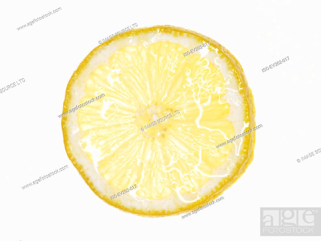 Stock Photo: Lemon.