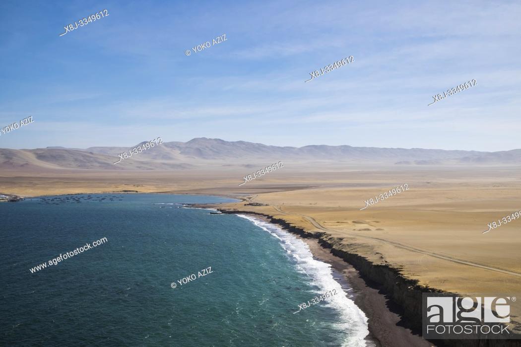 Imagen: Peru, Paracas, Natural Reserve.