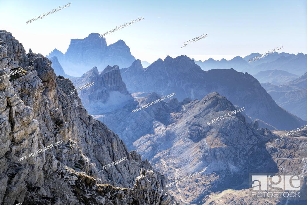 Stock Photo: Italy. Alps. Dolomites.