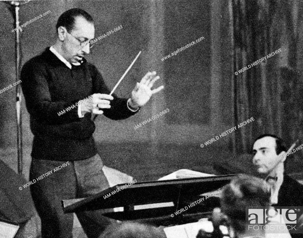 russian composer stravinsky