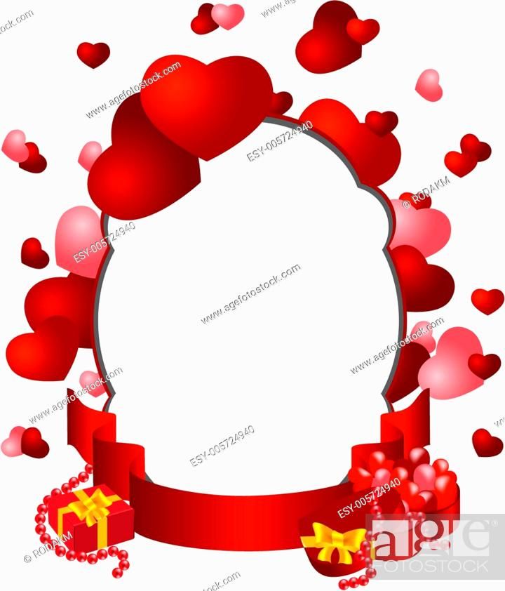 Stock Vector: Greeting Card.