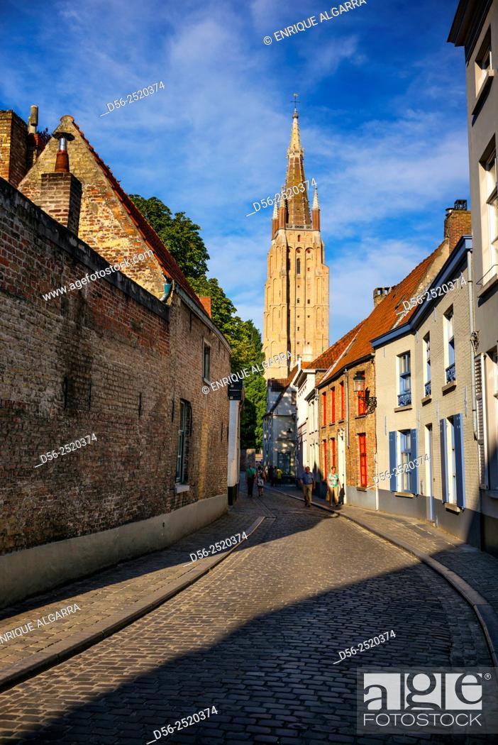 Imagen: Bruges, Belgium.