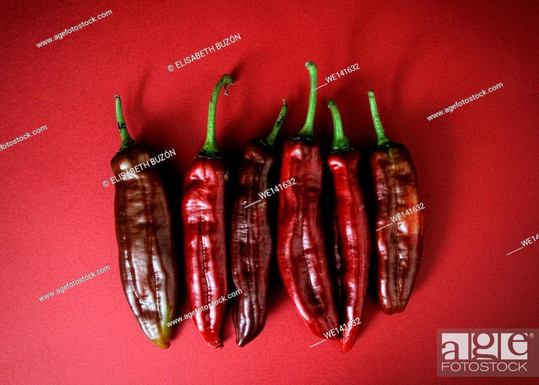 Stock Photo: Pepper.