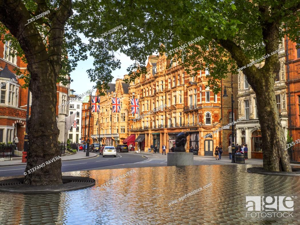 Imagen: Carlos Place - London, England.