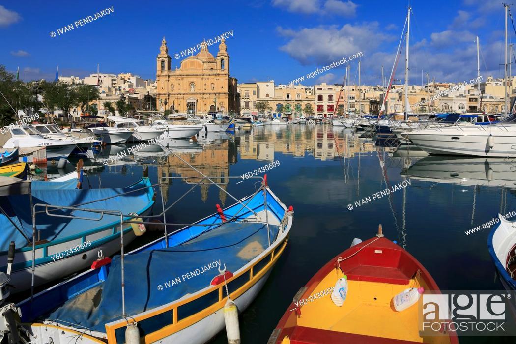 Imagen: Valletta Waterfront, Malta.
