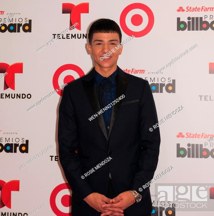 Presenters And Performers Meet The Press During Latin Billboard