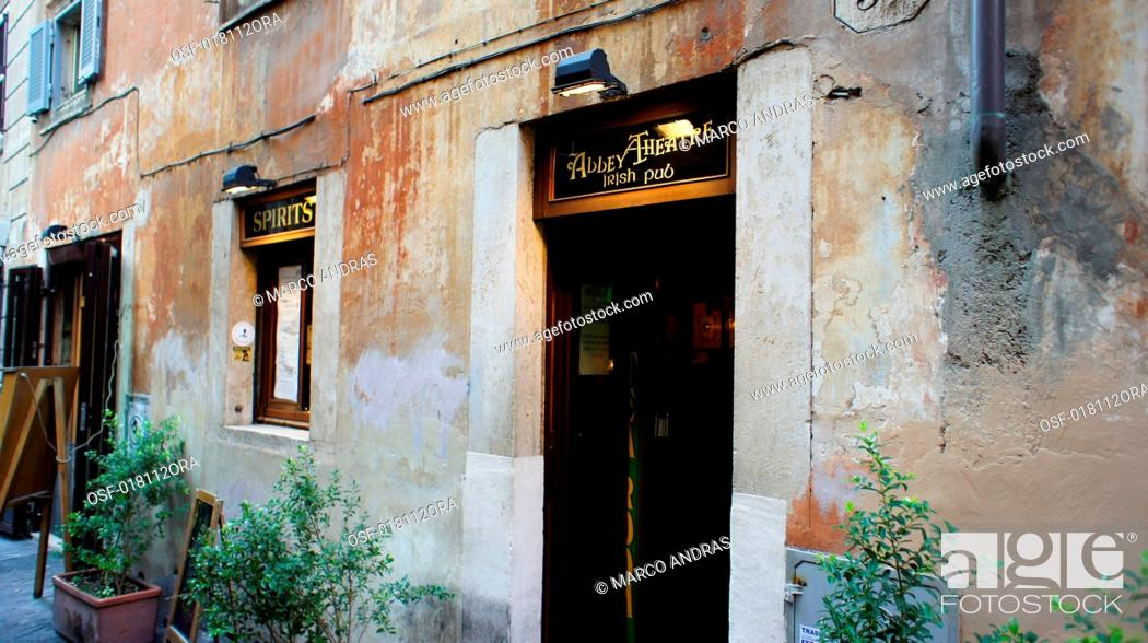 Stock Photo: Italy, Rome.