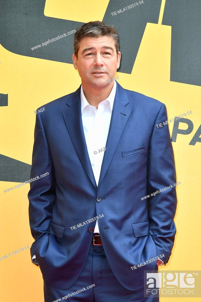 Stock Photo: Kyle Chandler during 'Catch-22' TV show photocall, Rome, Italy - 13 May 2019.