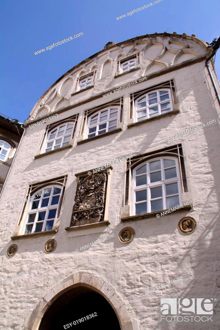 Stock Photo: Wasserschloss.