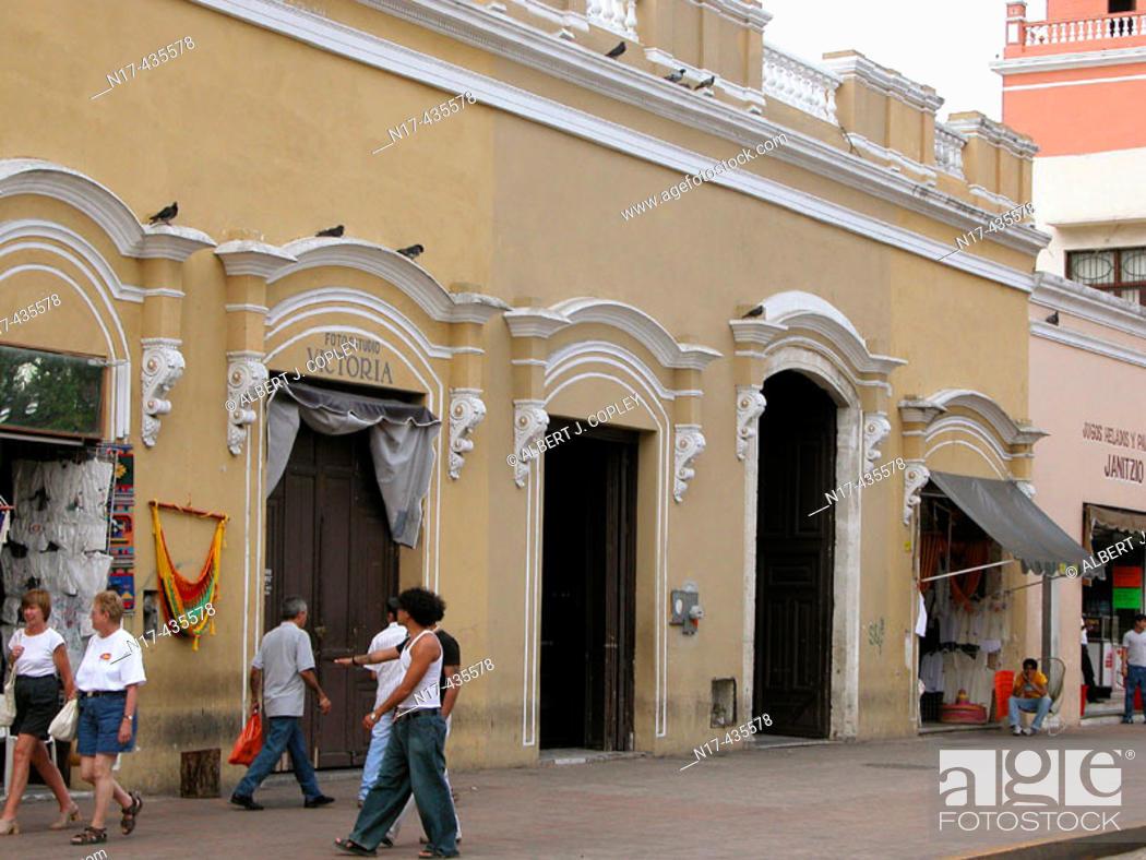 Stock Photo: Mérida. Yucatán, Mexico.