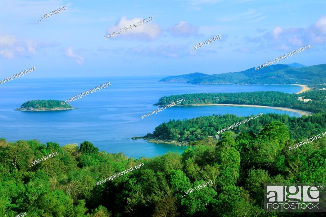Stock Photo: Thailand, Phuket island.