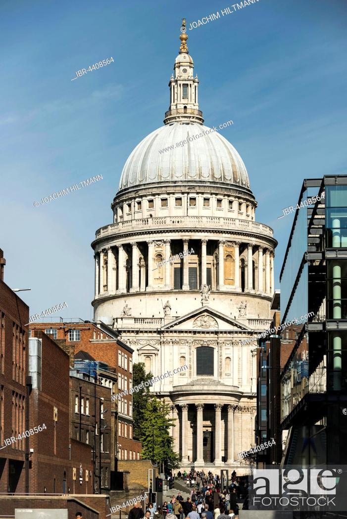 Imagen: St Paul's Cathedral, London, England, United Kingdom.