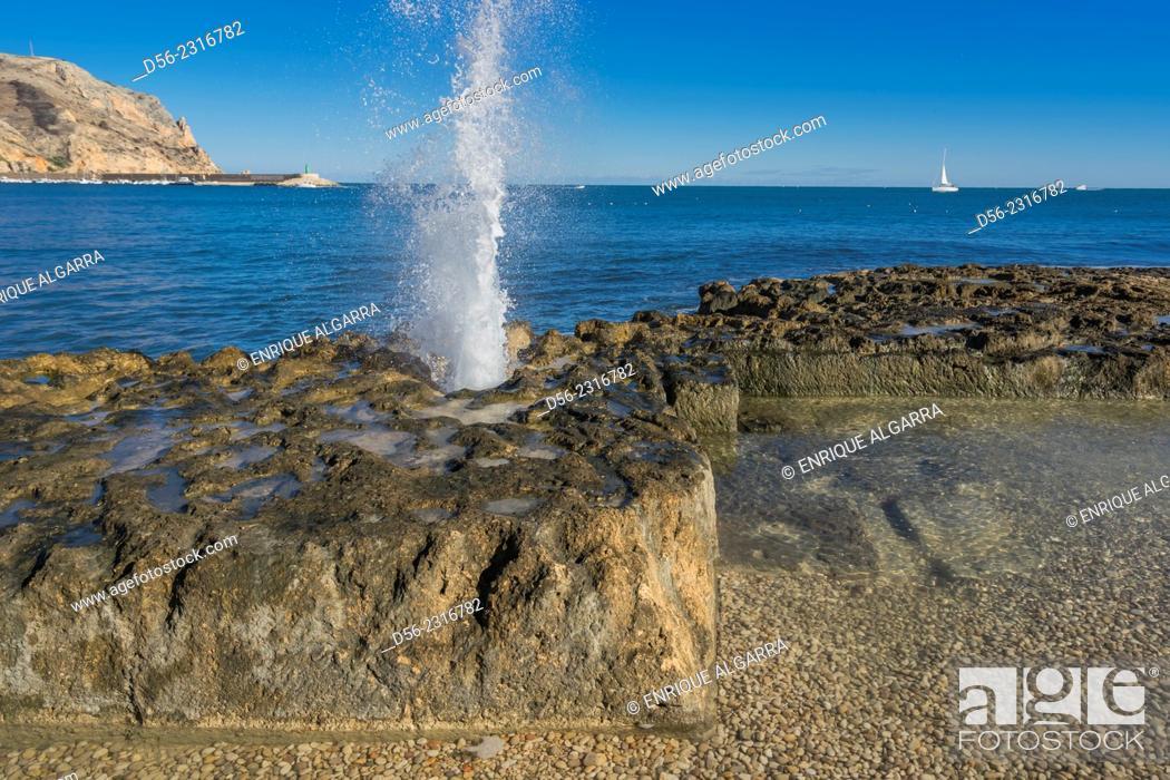 Imagen: Javea, Alicante province, Spain.