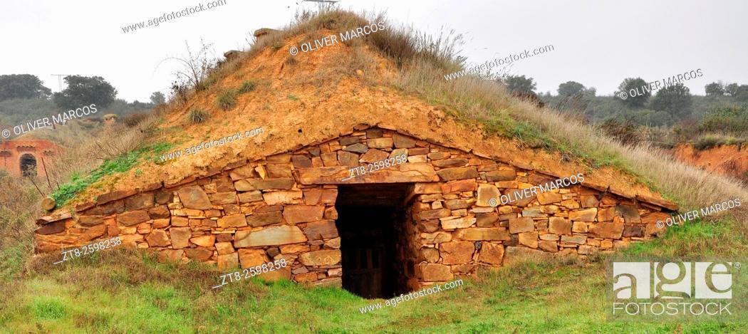 Imagen: Alija del Infantado, Leon Province, Spain.