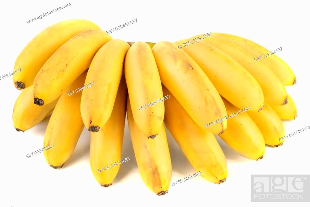 Stock Photo: banana.
