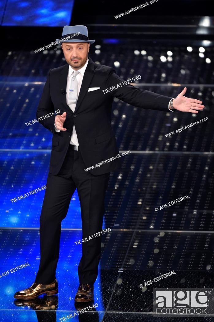 Imagen: Joe Bastianich during the 65th Sanremo Festival, Sanremo, Italy, 11/02/2015.