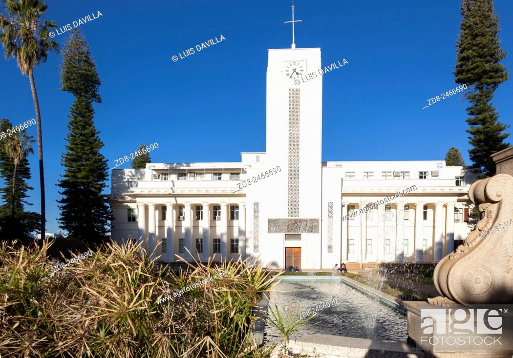 Bulawayo is the second largest city in Zimbabwe after the