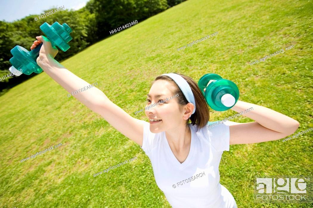 Stock Photo: Fitness.