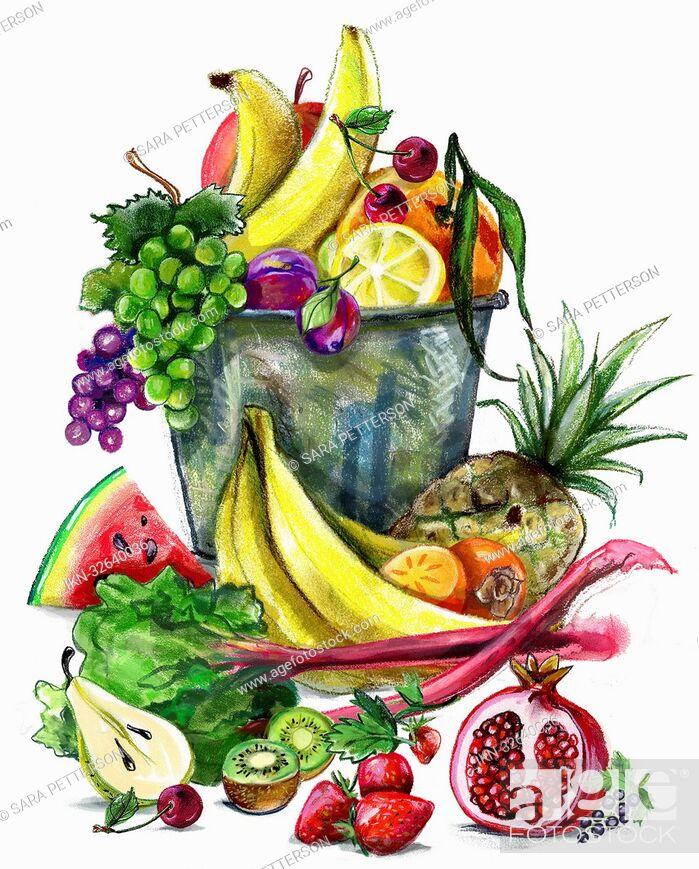 Imagen: Variation of fresh fruit.