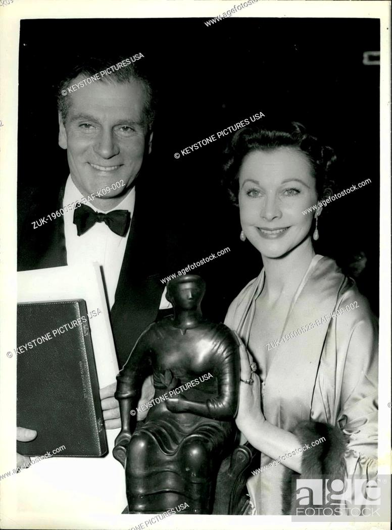 May 23 1960 Sir Laurence Olivier Seeks Divorce From Wife