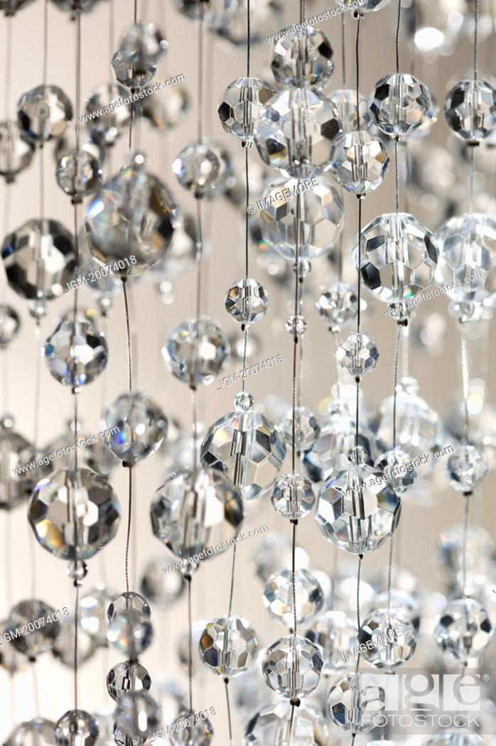 Stock Photo: Crystal decoration.