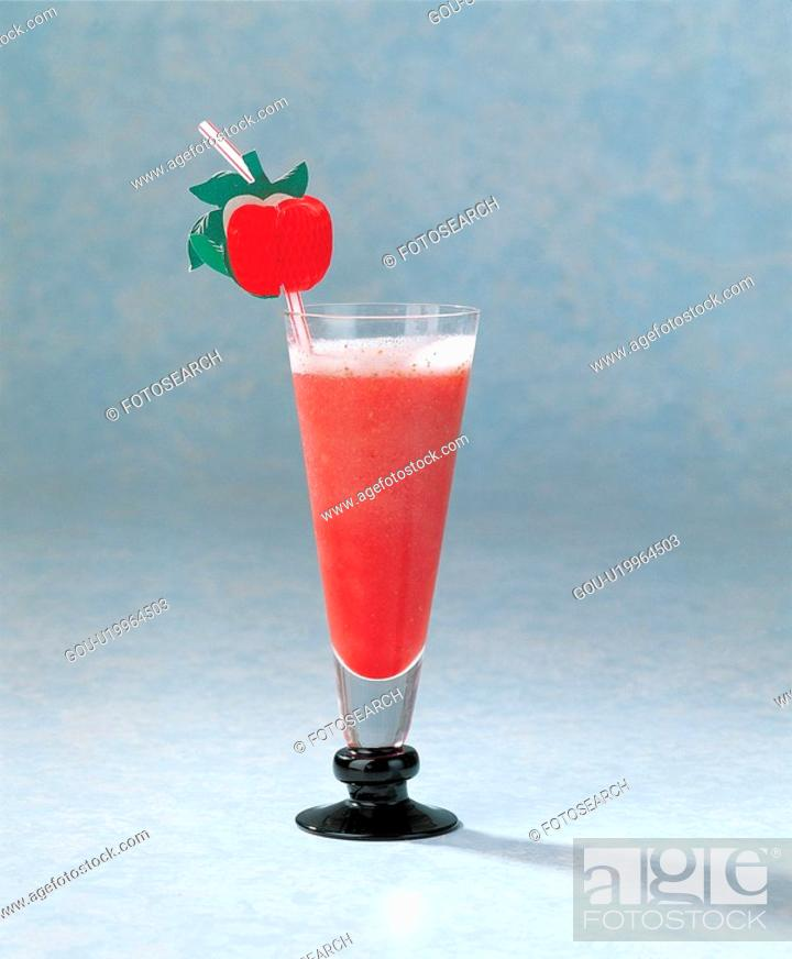 Stock Photo: beverages, food, drink, beverage, cuisine, drinks, juice.