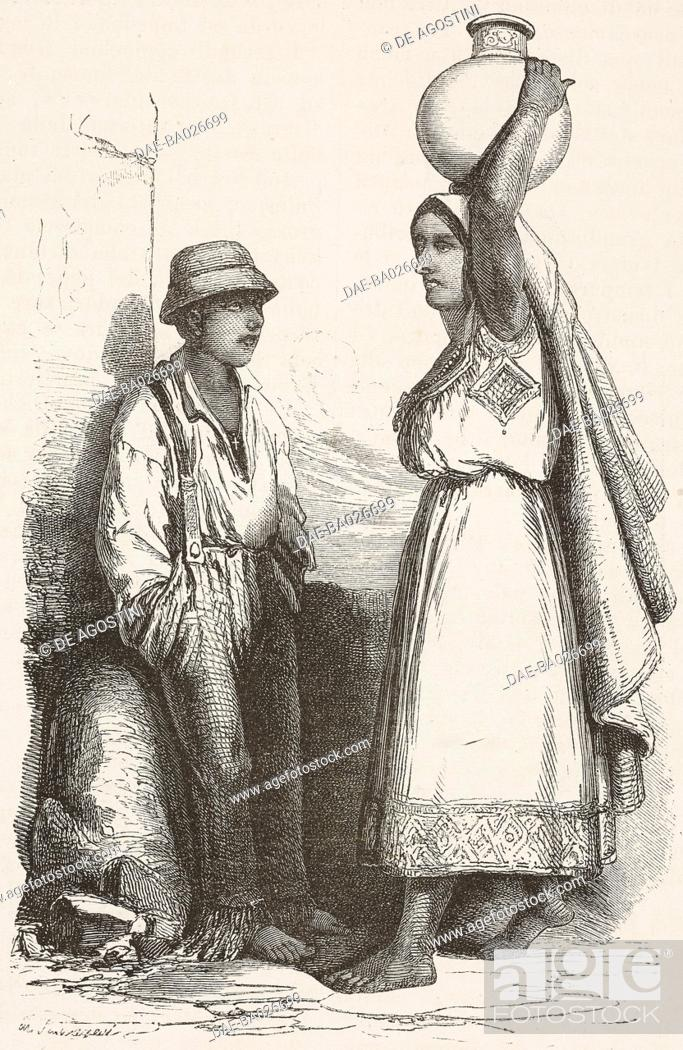 Opinion the Young girl slave drawing