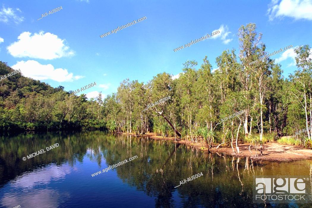 Stock Photo: Australia - North - Kakadu Natural Park.
