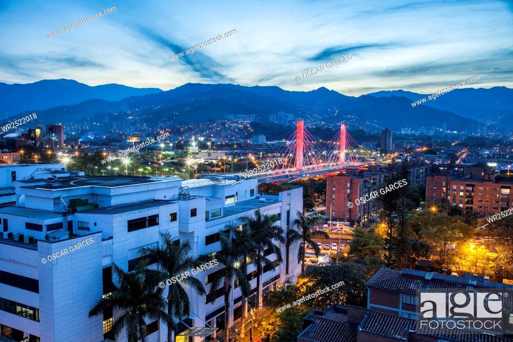 Imagen: Medellin, Antioquia, Colombia.