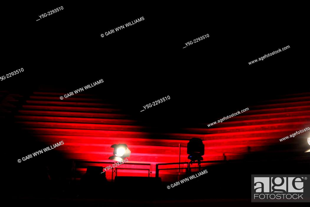 Stock Photo: Rome, Italy. 23rd Oct, 2014 Scene at the Rome International Film Festival at the Auditorium in Rome, Italy.