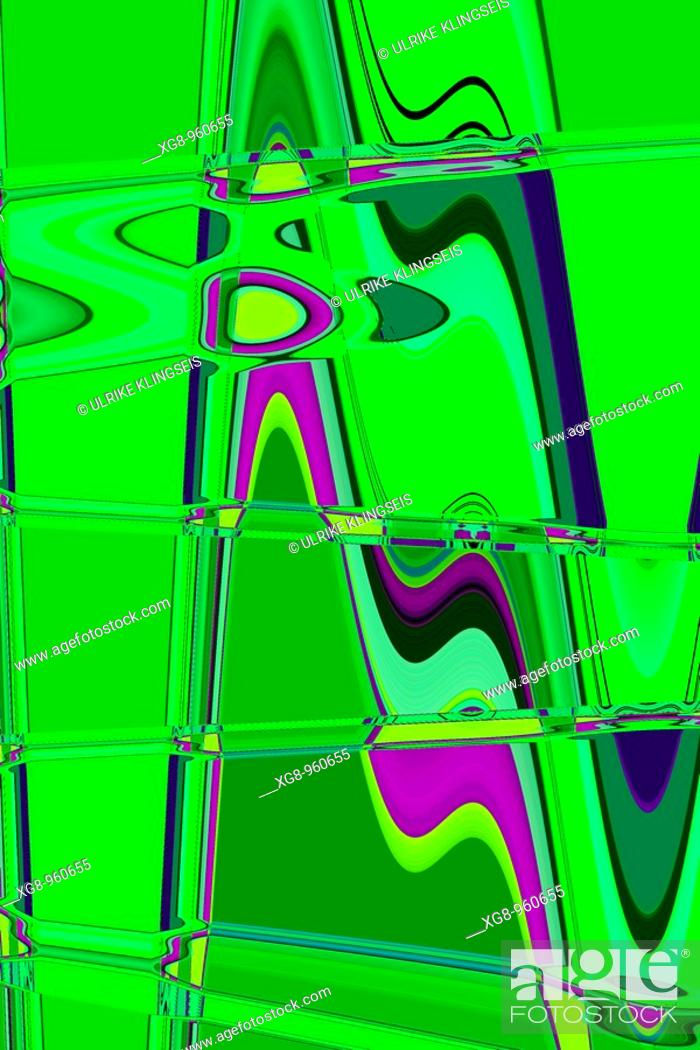 Stock Photo: abstract composition.