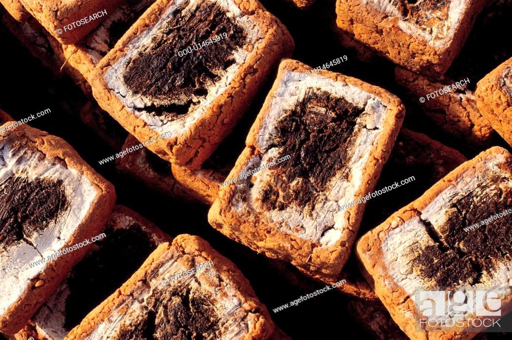 Stock Photo: ingredient, soybean, food material, cuisine, food, bean.