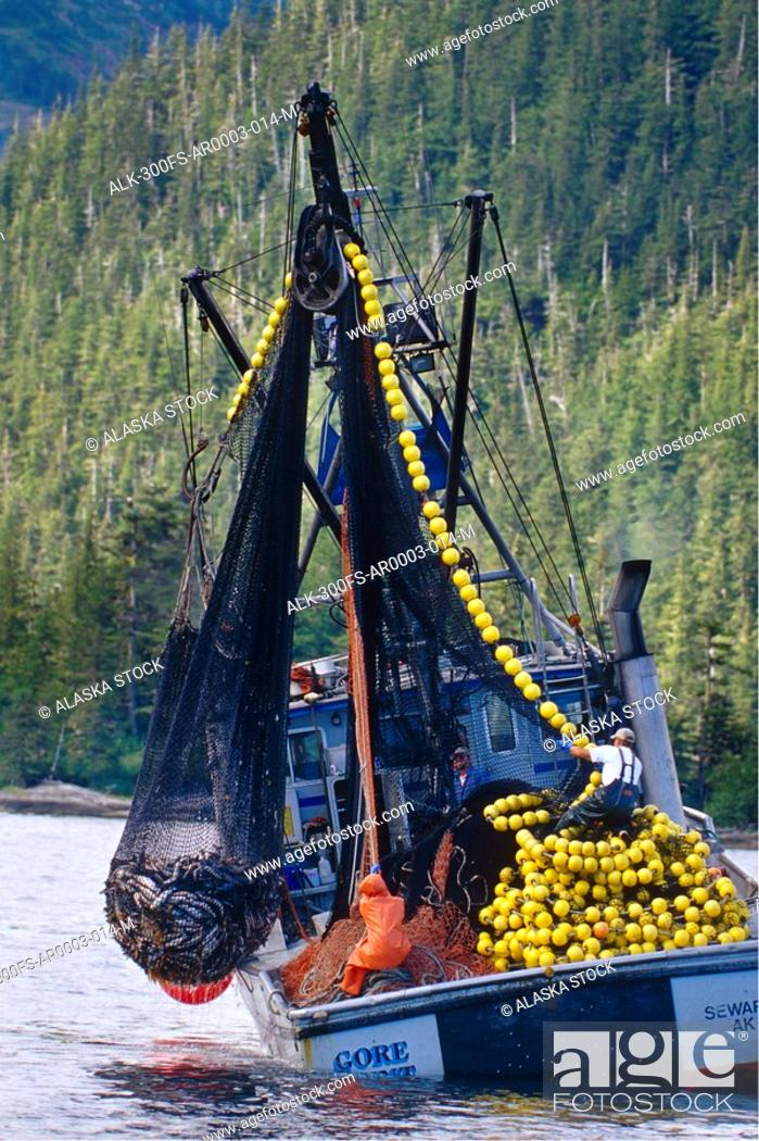 Commercial salmon fishing pws esther passage sc ak summer for Sc fishing license age